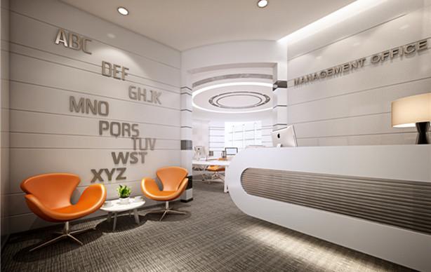 创意办公室设计_公司办公室装修设