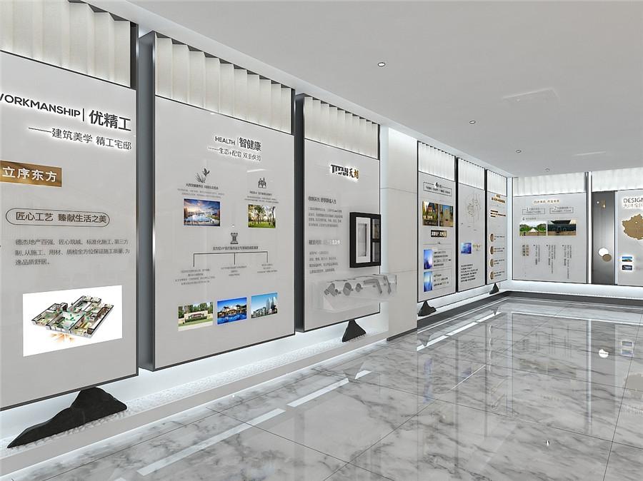 企业文化墙设计,公司发展历程荣誉展示墙设计,企业展厅设计