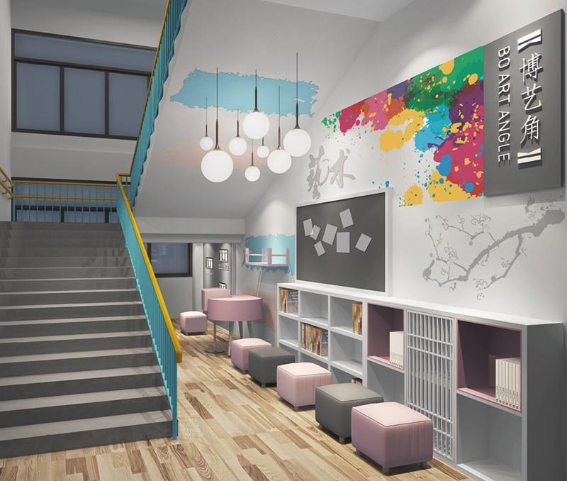 校园文化设计,小学文化建设,校园广场走廊楼梯班级文化设计